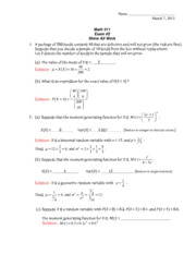 Math511Exam2Solutions