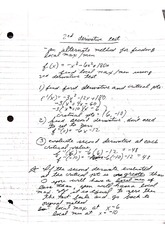 calculus 2nd derivative notes (1)