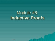 Module-8-Induction