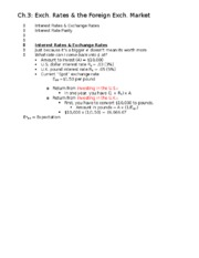 BUS313-Exam2 (Notes)