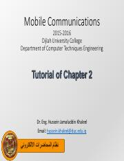 09 - Tutorial of Chapter 2.pdf