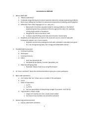 Lecture 1 Notes for Students