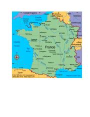 French Map.docx