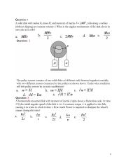 AP Physics MCQ test paper second monthly test.docx