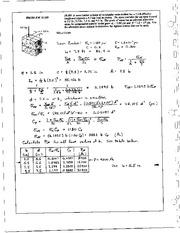 1279_Mechanics Homework Mechanics of Materials Solution