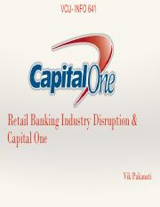 Capital One Case Analysis