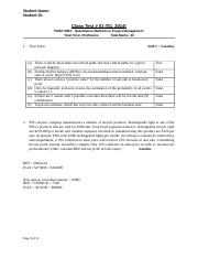 Class test 01 (S1- 2014) PMGT 6867 with solution-2