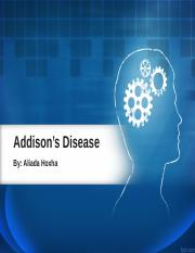 Addison's disease.pptx