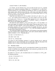 Lecture 5 Notes P_ Adic Numbers