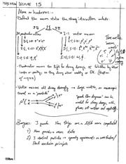 Handwritten Lecture Notes 15