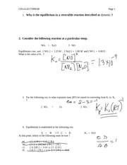 Chapter 14, Lecture 3 Problems