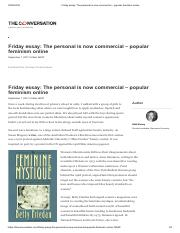 Friday_essay_The_personal_is_now_commerc.pdf
