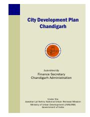 Chandigarh city development plan.pdf