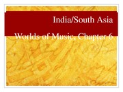 South Asia 1