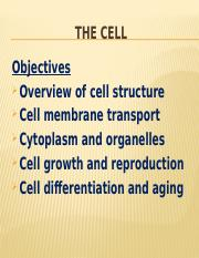 Class 2 The Cell.pptx