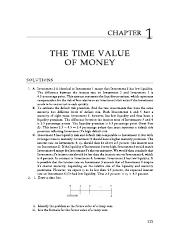 Solutios for Time value of money problems.pdf