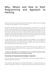 Why-Where-and-How-to-Start-Programming-and-Approach-to-Hacking