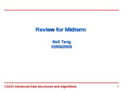 CS223-0306-Review4Midterm