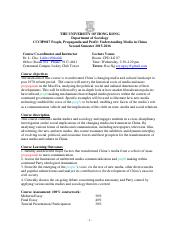 CCCH9017 Course Syllabus (2015_16 Second Sem)
