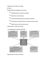 Diagnostic de la situation commerciale