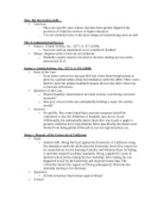 Disability Law Notes 3
