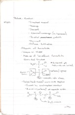 APBIO Notes 4 (protein and functions)