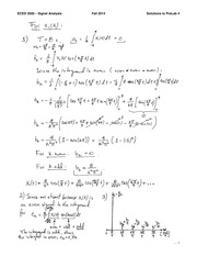 ECED 3500 Fall 2014 Lab 4 Exam Solutions