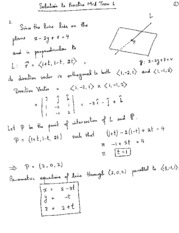 Practice Midterm Exam 1 Solution 2013