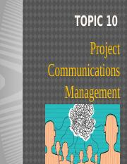 Topic10 Communications