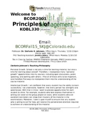 BCOR 2001 FA15 Syllabus Final