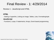 Final_Review_JavaScript_HTML