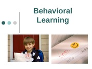 PSY377 Behavioral Learning-student version