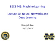 EECS445-Lecture10+Neural+Networks+and+Deep+Learning