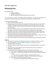 Assignment 7 Marketing - Instructions.pdf