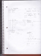 Notes on Taylor Series