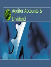 5-Auditor & Accounts.ppt