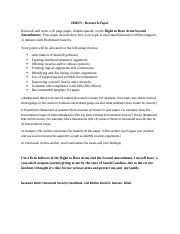 HMSN 610 - Research Paper - Instructions.docx