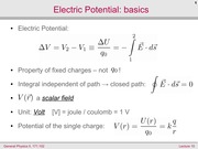 Electric Potential 2