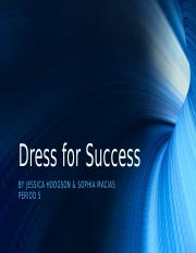 Dress for Success 2.pptx