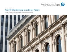 (2010) The 2010 Institutional Investment Report Trends in Asset Allocation and Portfolio Composition