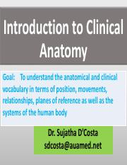 Introduction to clinical anatomy F2016 week 1 8_16.pdf