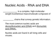 lecture notes-biochemistry-4-Nucleic Acids-web