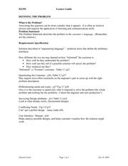 EE 395 Lecture 2 Notes