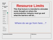 28  resource Limits.ppt