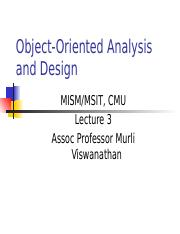 OOADLecture3 Conceptual Modeling.pptx