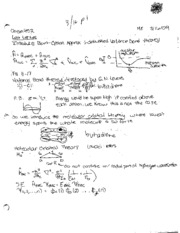 CHEM 452 - Lec Notes 2009-03-16 (Scanned)