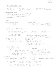 Calculus Indeterminate Forms Homework and Answers