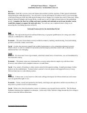 Chapter 9 - Sectionalism in America worksheet (1) (Autosaved).docx
