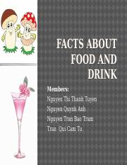 FACTS ABOUT FOOD AND DRINK.pptx