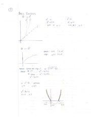 Math 1LS3 Sept 15- Basic Functions